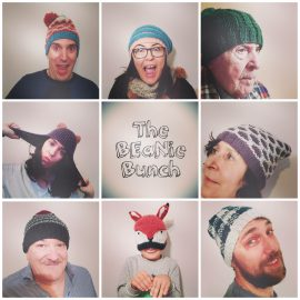 The Beanie Bunch. Ebook
